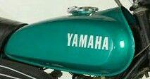 1972 YAMAHA LT2 Enduro 100 Motorcycle