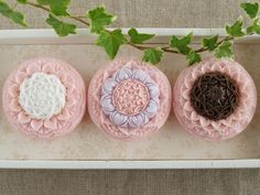bicolor soap carving