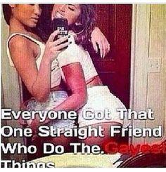 I am that friend, haha.