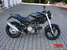 ducati m600 | Ducati Monster 600 2001 Specs and Photos