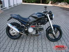 ducati m600 | Ducati Monster 600 2001 Specs and Photos