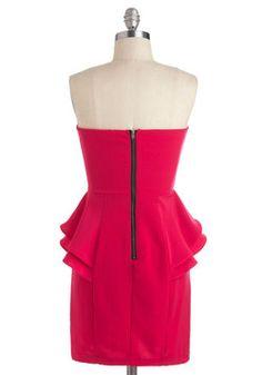 Fuchsia Fabulous Dress, #ModCloth