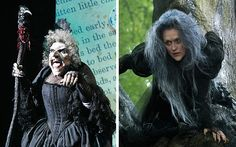 Into the Woods, a history: from Broadway to big screen - Telegraph