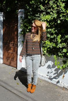 70´s vibe the trend