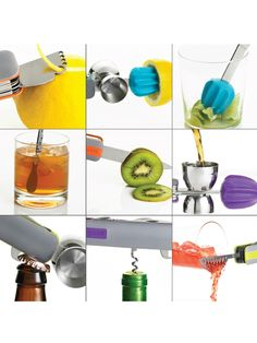 All in one bartender tool - what will they think of next?