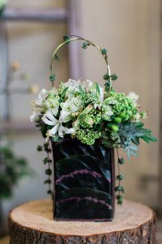 botanical purse, Francoise Weeks