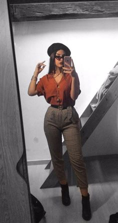 trendy spring outfits for your street style ideas 1 Mode Outfits, Girly Outfits, Cute Casual Outfits, Fashion Outfits, Girl Hipster Outfits, Cute Lounge Outfits, Hipster Fashion, Fashion Ideas, Fashion Inspiration