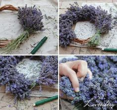 tie a wreath Growing Flowers, Love Flowers, Planting Flowers, Beautiful Flowers, Unusual Flowers, Beautiful Flower Arrangements, Floral Arrangements, Hobbies For Girls, Hobbies And Crafts