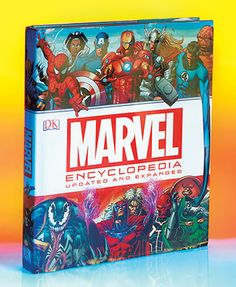 The Marvel Encyclopedia is essential for die-hard fans of these well-known superheroes. Created in full collaboration with Marvel Comics, this edition features new entries on the latest characters and teams, updates on the existing comics and storylines,