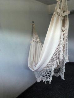 Rede De Algodão - Casal - Ceará - Crú-natural - Tear - R$ 132,00 em Mercado Livre