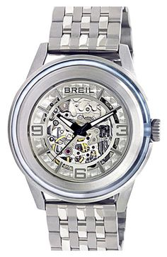 Breil 'Orchestra' Automatic Bracelet Watch available at #Nordstrom