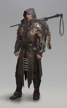 ArtStation - Dragon Hunter 02 , Adrian Wilkins
