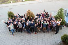 Das TechDivision Team startet zur Weihnachtsfeier