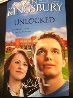 """""""Unlocked"""" by Karen Kingsbury: an inspirational book about the power of music and autism!"""
