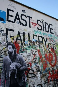 East side gallery {City guide} Berlin with love