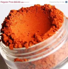 50%off and free grab bag with orders over $20 today only! Vivid Copper With Gold by SMASHCOSMETICS, $3.00