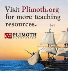 Visit Plimoth on a virtual field trip; free printables too!