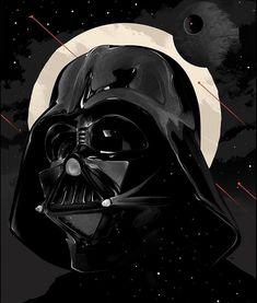 Lord Vader Darth Vader Artwork, Darth Vader Face, Vader Star Wars, Darth Vader Tattoo, Darth Vader Poster, Darth Maul, Star Trek, Star Wars Fan Art, Darth Vader Gesicht