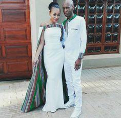 Ethnic women wedding cape dress/couple. Wedding outfit