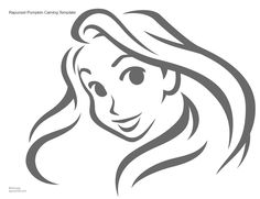 Pumpkin Stencils Disney Pumpkin Carving Patterns Tinkerbell