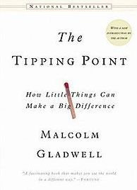 List of the Best Marketing Books Ever - The tipping point by Malcolm Gladwell