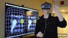 生活技.net: 可能是 VR 控制的最終方案:Leap Motion Interatciton Engine