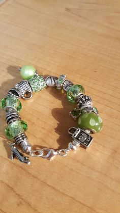 Fashion theme bracelet
