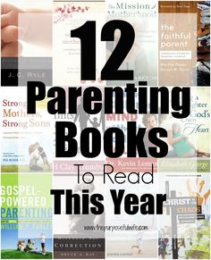 One of the areas that I try to always be reading about is parenting.   A trap I've fallen into in the past is allowing parenting book...