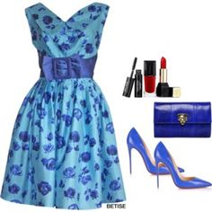 JUST BLUE ...!