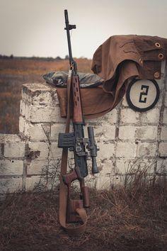 Dragunov Sniper Rifle. Best air rifle for hunting. #Bestairrifles #Airrifles #rifles +
