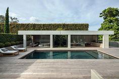 Suzanne Turley Landscapes — Pool Pavilion Outdoor Spaces, Outdoor Living, Outdoor Decor, Landscape Design, Garden Design, Hidden Garden, Classic Garden, Pacific Beach, Private Garden