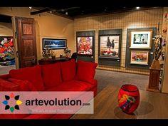 Art Evolution Gallery & Lounge - Virtual Tour