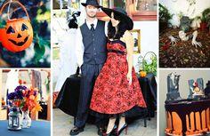 70 Most Spookiest Wedding Theme We've Ever Seen