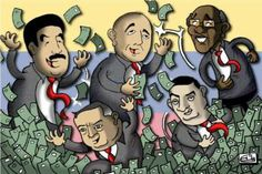 The Bolivarian Revolution a Factory of Billionaires