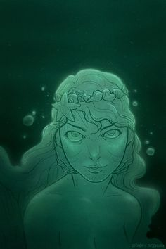 The Little Mermaid by zacharyxbinks.deviantart.com on @DeviantArt