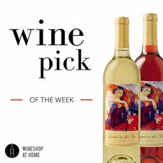 You can't go wrong with either of these springtime wines. The Lumière de Vie California Réflexion has fresh aromas of raspberry, candy, lime and blood orange, perfect when paired with Gouda or Swiss. The Lumière de Vie 2015 California Sauvignon Blanc is powerful and intense with citrus flavors and clean lines.  Get them here:   http://wsah.co/btkc8