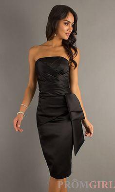 Classy Short Dresses - RP Dress