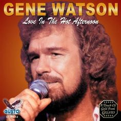 Gene Watson - Palestine, TX  What a great country western singer.
