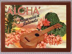 #postcard from Hawaiian Islands