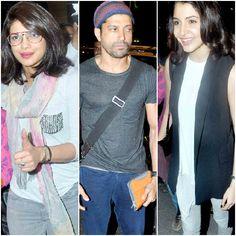 IIFA 2015: Priyanka Chopra, Farhan Akhtar, Anushka Sharma off to Kuala Lumpur for 'Dil Dhadakne Do' screening