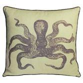 Found it at Wayfair - Cuttlefish Decorative Pillow