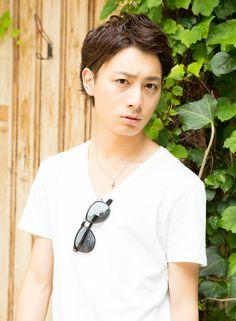 2ブロックショート 【little×salt shibuya】 http://beautynavi.woman.excite.co.jp/salon/27646?pint ≪ #menshair #menshairstyle・メンズ・ヘアスタイル・髪形・髪型≫