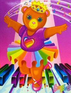 Lisa Frank... I know I had this one!