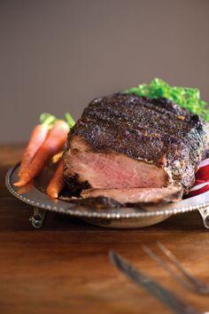 Smoked Pork Butt | via John McLemore's DADGUM That's Good cookbook #johnmclemore #masterbuilt #fall