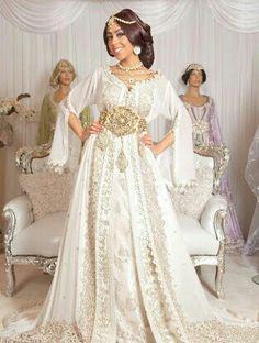 Kaftan / takshita / moroccan dress