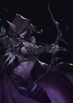 Sylvanas Windrunner | world of warcraft | characters, magician