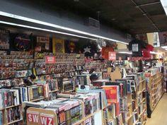 New York Comic store//prettttty