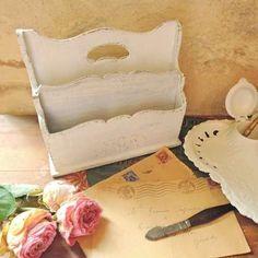 ancien trieur porte courrier en bois ambiance shabby pinterest shabby chic et shabby chic. Black Bedroom Furniture Sets. Home Design Ideas