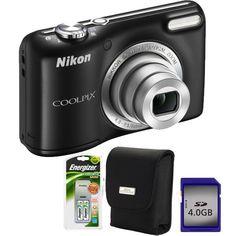 Aparatul foto digital Nikon Coolpix L27 la doar 399 lei + 3 cadouri Nikon Coolpix, Compact, Technology, Digital, Mini, Tech, Tecnologia