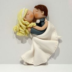 The first dance wedding #cake #topper